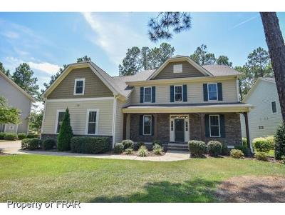Southern Pines Single Family Home For Sale: 70 Plantation Dr