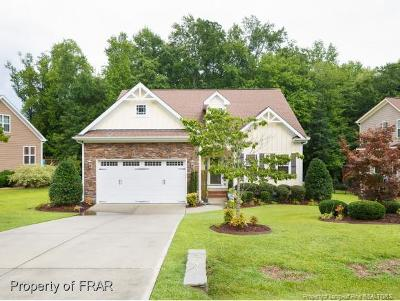 Harnett County Single Family Home For Sale: 319 Orchard Falls Dr #605