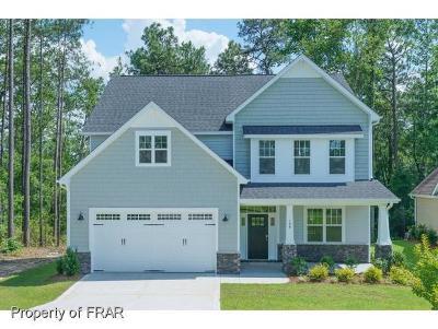 Harnett County Single Family Home For Sale: 106 Falls Creek Drive #150