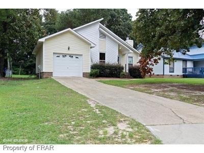 Fayetteville Single Family Home For Sale: 1358 Worstead Dr #28