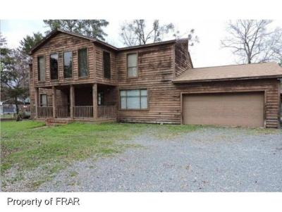 Red Springs Single Family Home For Sale: 181 Flat Rock Rd