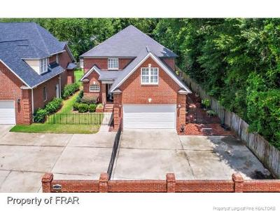 Fayetteville Single Family Home For Sale: 1814 Morganton Road #1