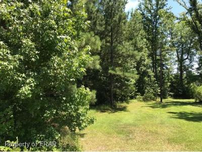 Harnett County Residential Lots & Land For Sale: Wire Rd.