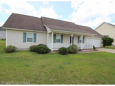Cumberland County Single Family Home For Sale: 1516 Belews Creek Ln #98
