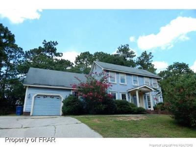 Fayetteville Single Family Home For Sale: 2346 Rollinghill Rd