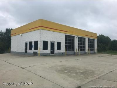 Cumberland County Commercial For Sale: 1701 Cedar Creek Rd