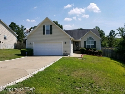 Raeford Single Family Home For Sale: 149 Ironside Ct