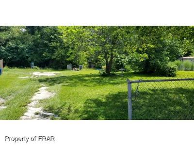 Fayetteville Residential Lots & Land For Sale: Patton Street