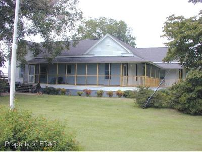 Robeson County Single Family Home For Sale: 2544 Olivet Church Road