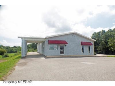 Harnett County Commercial For Sale: 119 Main St