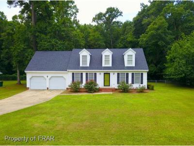 Robeson County Single Family Home For Sale: 3151 Hampstead Rd