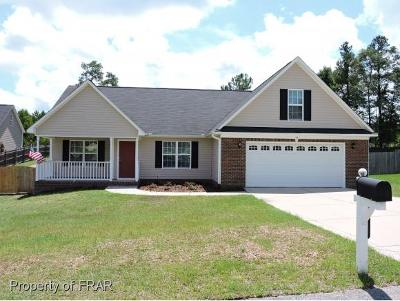 Raeford NC Single Family Home For Sale: $183,900