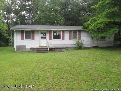 Harnett County Single Family Home For Sale: 216 Norrington Rd