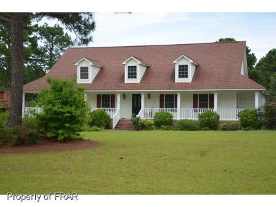 Sampson County Single Family Home For Sale: 222 Fox Run Lane #46