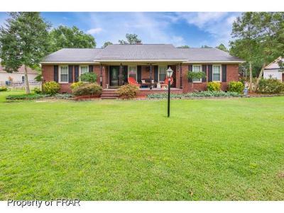 Eastover Single Family Home For Sale: 4164 Dunn Road #1