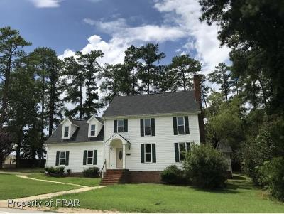 Fayetteville Single Family Home For Sale: 808 Fairfield Road #5