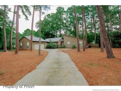 Fayetteville Single Family Home For Sale: 2935 Middlesex Road #319