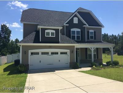 Cameron Single Family Home For Sale: 144 Bandana Way #406