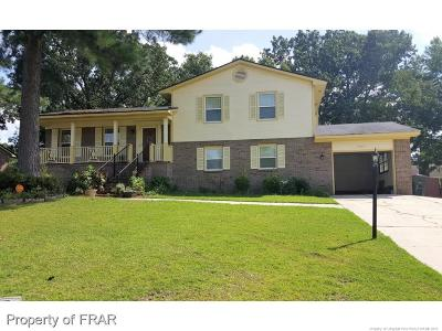Fayetteville Single Family Home For Sale: 6869 Brasswood Drive #699
