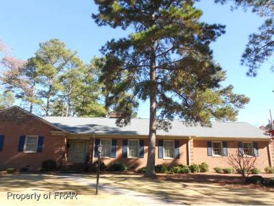 Fayetteville Single Family Home For Sale: 237 Northview Drive