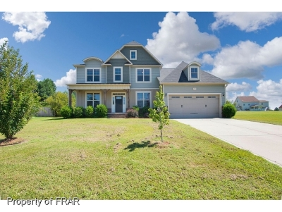 Moore County Single Family Home For Sale: 172 Turriff Way