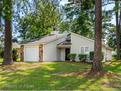Fayetteville Single Family Home For Sale: 1128 Thornwood Place #30