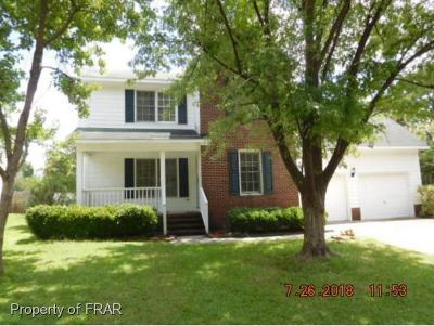 Fayetteville NC Single Family Home For Sale: $130,000