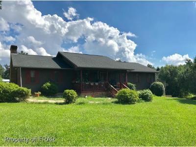 Sanford Single Family Home For Sale: 70 Austin Farm Ln