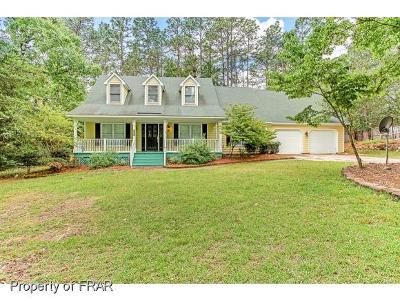Fayetteville Single Family Home For Sale: 2094 Hidden Forge #69