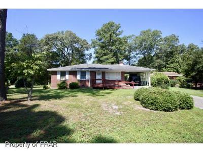 Robeson County Single Family Home For Sale: 2101 Shaw Ave