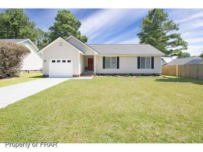 Fayetteville Single Family Home For Sale: 1313 Skyline Drive #57