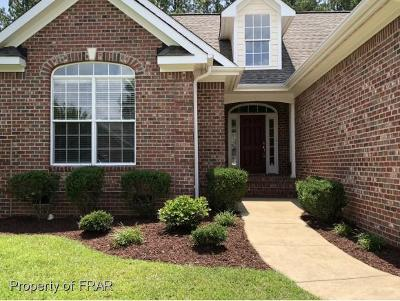 Fayetteville Single Family Home For Sale: 2919 Laughton Dr