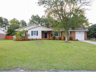 Fayetteville Single Family Home For Sale: 6991 Bostick Dr #10