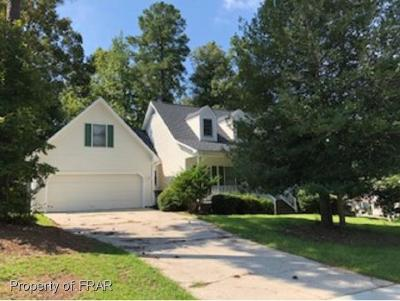 Fayetteville Single Family Home For Sale: 8405 Umstead Rd
