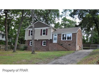 Fayetteville Single Family Home For Sale: 5428 Rodwell Rd
