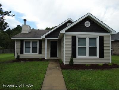 Fayetteville Single Family Home For Sale: 5567 Quietwood Pl