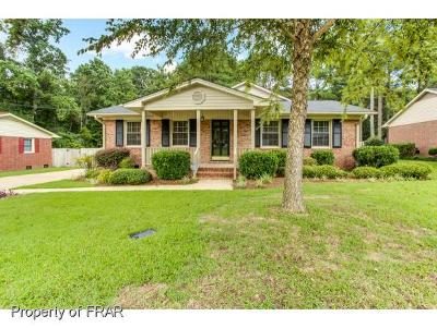 Fayetteville Single Family Home For Sale: 2215 Coffman Street #10