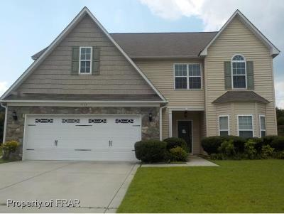 Raeford Single Family Home For Sale: 212 Tadcaster Ct