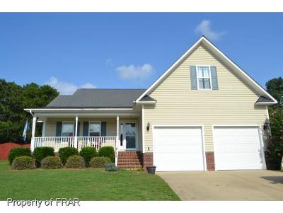 Harnett County Single Family Home For Sale: 745 Colonial Hills Dr #44