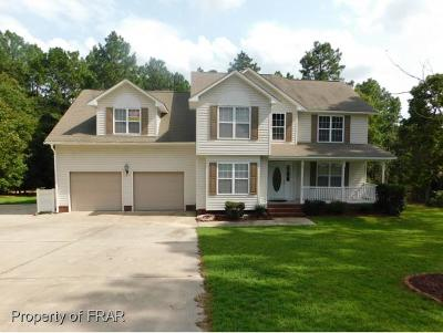 Harnett County Single Family Home For Sale: 20 Mallard Trl