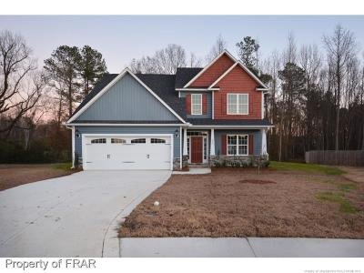 Raeford Single Family Home For Sale: 442 Walton Heath Dr (Lot 157) #157