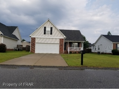 Cumberland County Single Family Home For Sale: 3113 Burton Drive