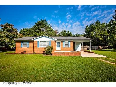 Cumberland County Single Family Home For Sale: 5100 Ponderosa Drive #39