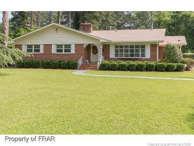 Cumberland County Single Family Home For Sale: 1916 Morganton Road