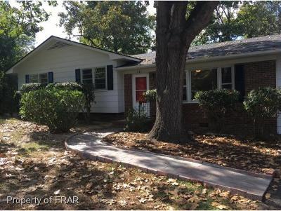 Fayetteville Single Family Home For Sale: 283 Lemont Dr