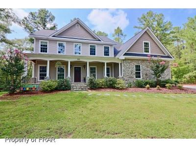 Moore County Single Family Home For Sale: 430 Lakeside Dr