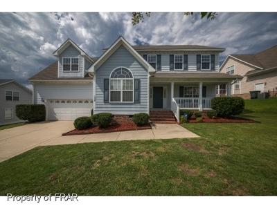 Fayetteville Single Family Home For Sale: 1528 Ellie Avenue