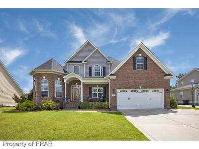 Fayetteville NC Single Family Home For Sale: $349,999