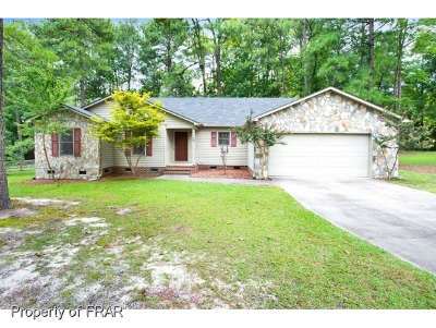 Harnett County Single Family Home For Sale: 22 Mill Run