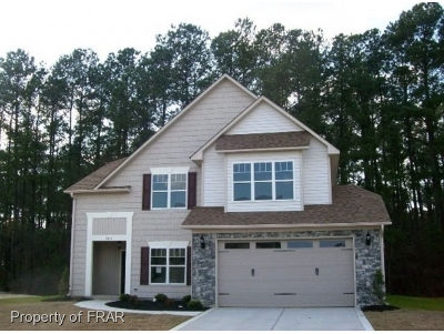 Fayetteville Single Family Home For Sale: 2814 2814 Truewinds Drive #29